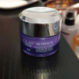 🌟2 for $10!Olay Retinol 24 Night Eye Cream
